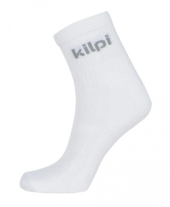 Ponožky Kilpi Akaro Bílá