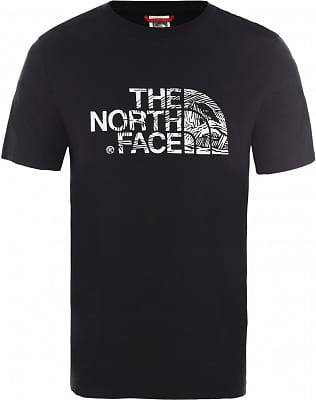 Pánské tričko The North Face Men's Woodcut Dome T-Shirt