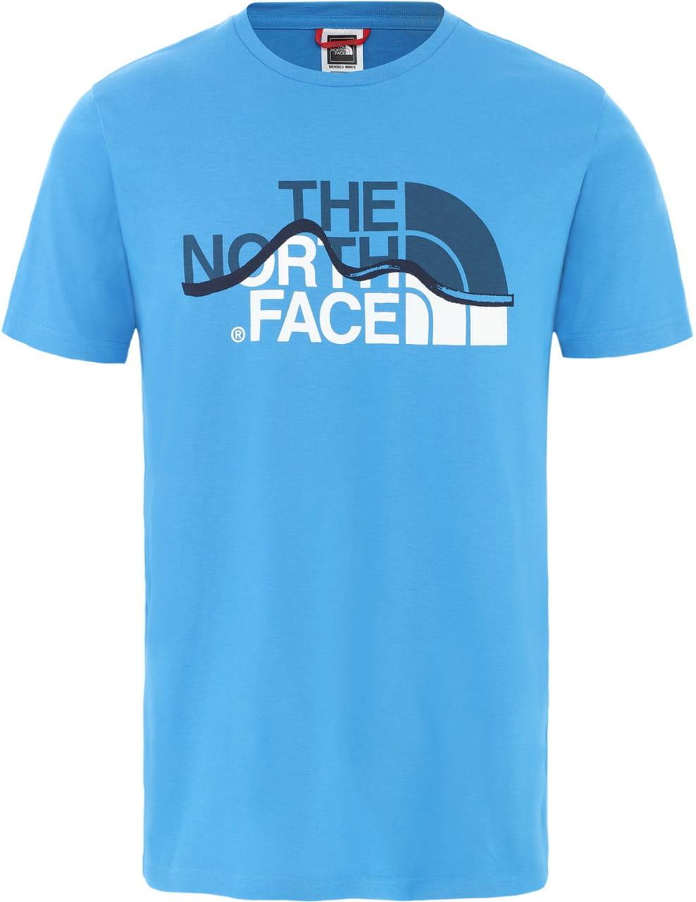 Pánské tričko The North Face Men's Mountain Line T-Shirt