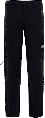 Pánské kalhoty The North Face Men's Exploration Convertible Trousers
