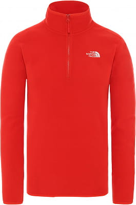 Pánská flísová mikina The North Face Men's 100 Glacier Quarter Zip Fleece Pullover