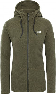 Dámská mikina The North Face Women's Mezzaluna Full Zip Hoodie