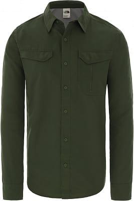 Pánská košile The North Face Men's Sequoia Long-Sleeve Shirt