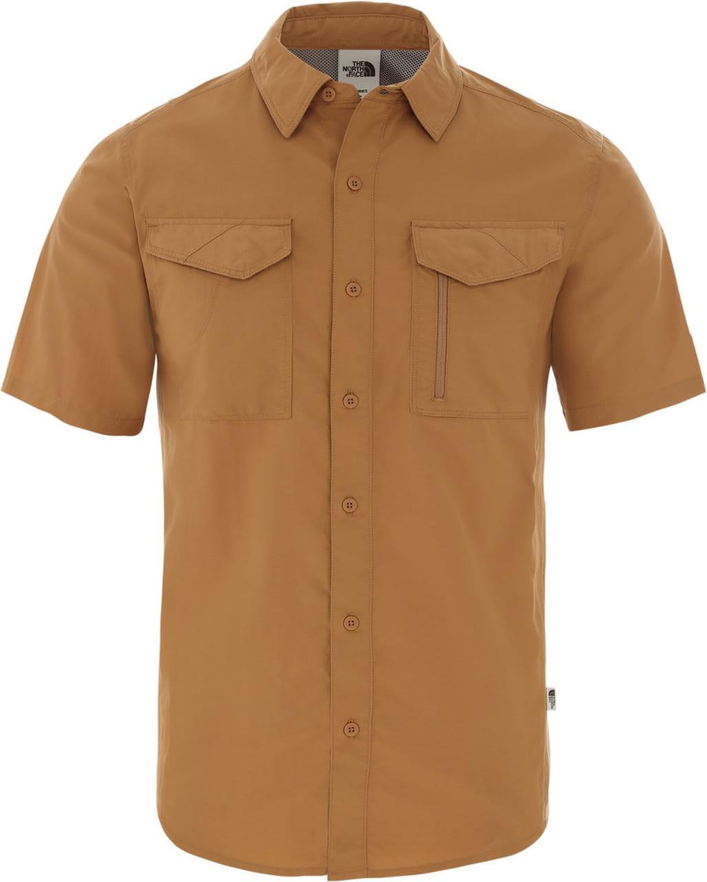 Pánská košile The North Face Men's Sequoia Short-Sleeve Shirt