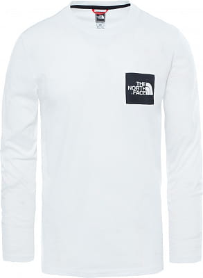 Pánské tričko The North Face Men's Fine Long-Sleeve T-Shirt