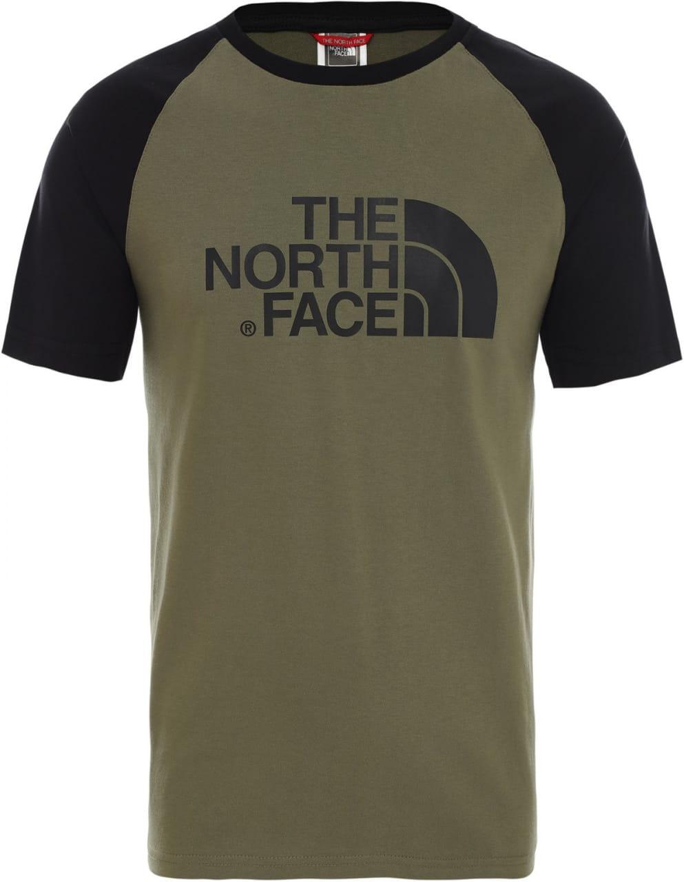 Pánské raglánové tričko The North Face Men's Raglan Easy T-Shirt