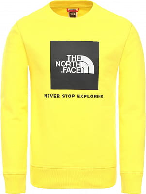 Dětský svetr The North Face Youth Box Drew Peak Pullover