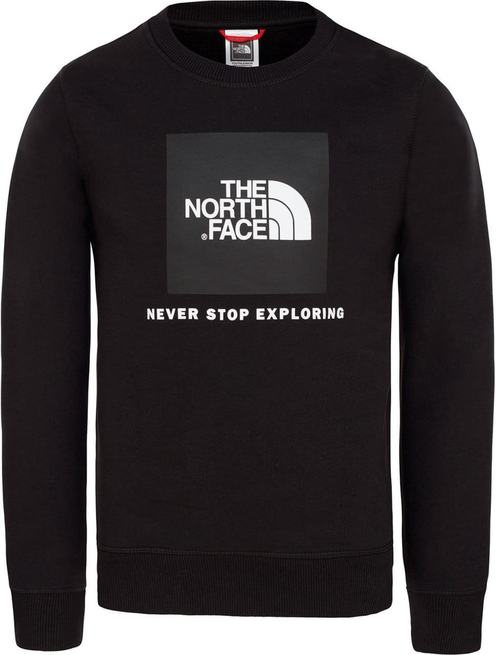 Dětský svetr The North Face Youth Box Drew Peak Pullover