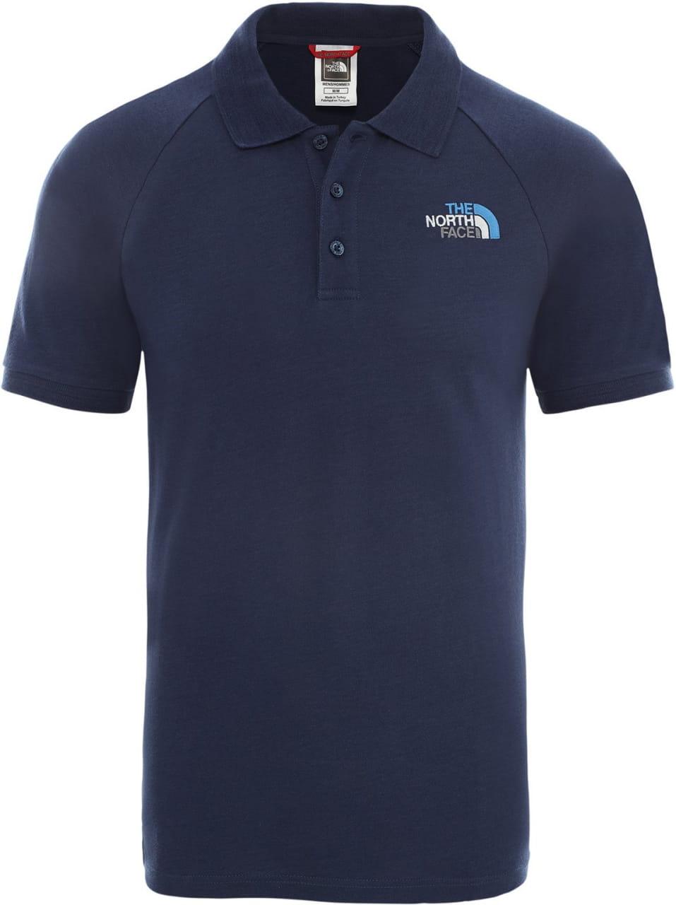 Pánská raglánová polokošile The North Face Men's Raglan Jersey Polo Shirt