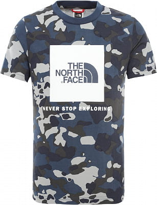 Dětské tričko The North Face Youth Box T-Shirt
