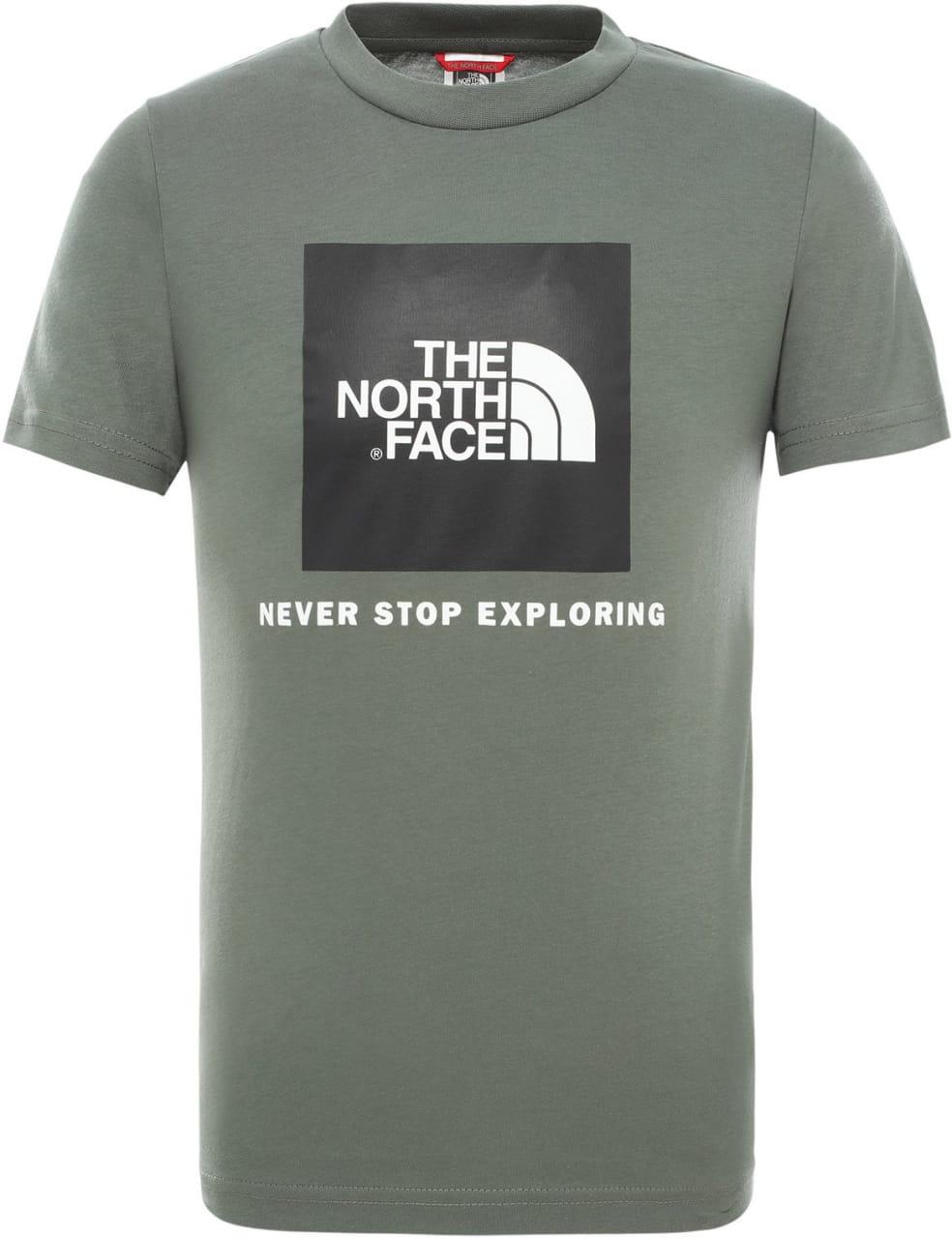T-Shirts The North Face Youth Box T-Shirt