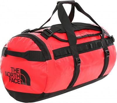 Sportovní taška The North Face Base Camo Duffel - Medium