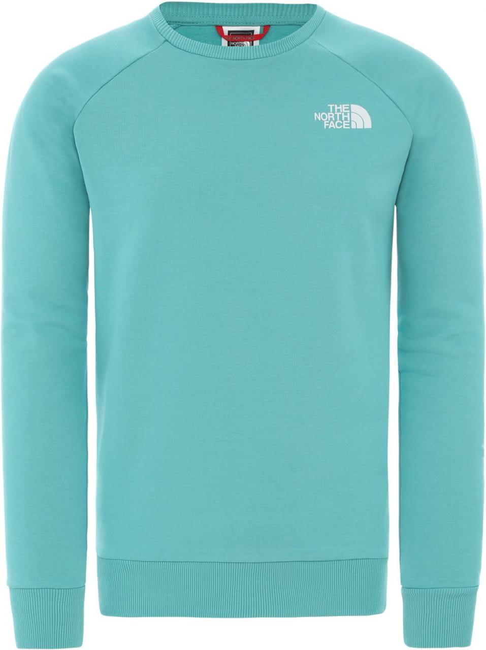 T-Shirts The North Face Men's Raglan Redbox Long-Sleeve T-Shirt
