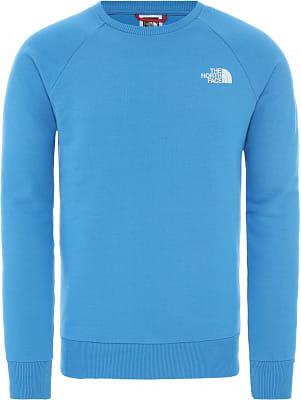 Pánské raglánové tričko The North Face Men's Raglan Redbox Long-Sleeve T-Shirt
