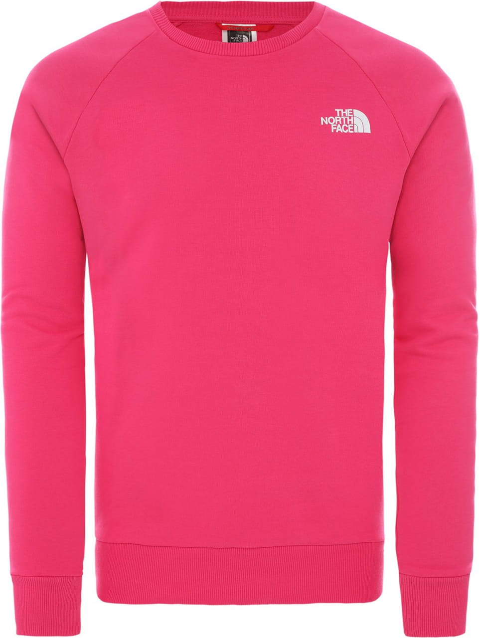 Pánské raglánové tričko The North Face Men's Raglan Redbox Long-Sleeve T-Shirt
