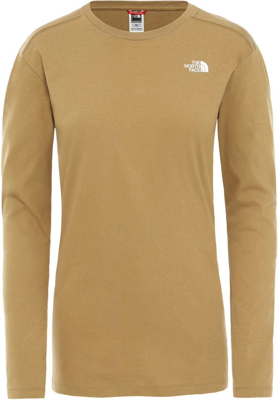 T-Shirts The North Face Women's Simple Dome Long-Sleeve T-Shirt