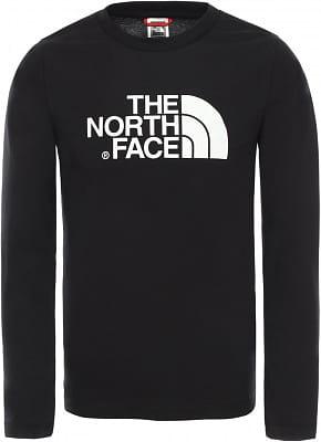 Dětské tričko The North Face Youth Easy Long-Sleeve T-Shirt