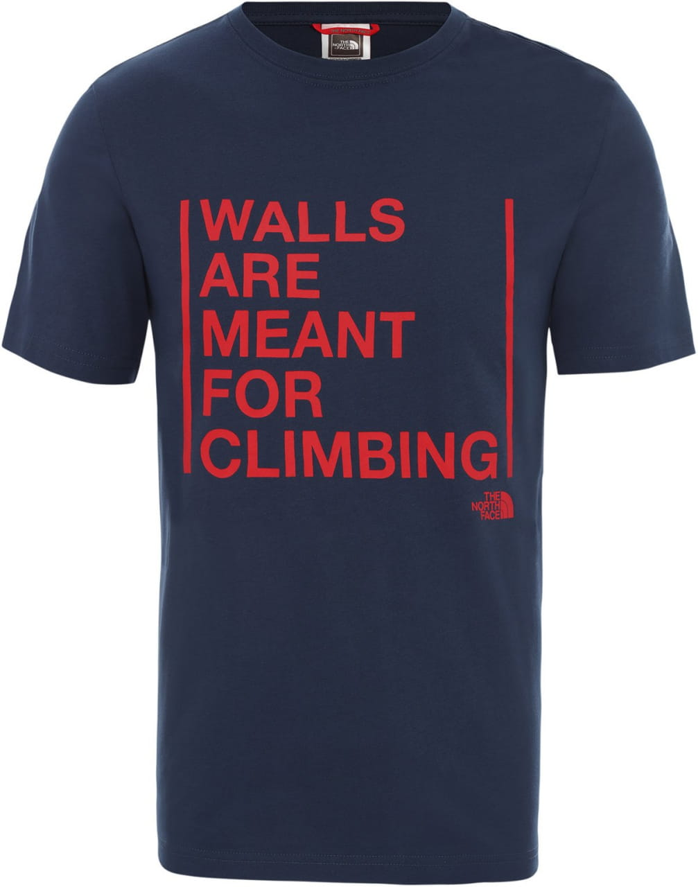 T-Shirts The North Face Men's Walls Are For Climbing T-Shirt