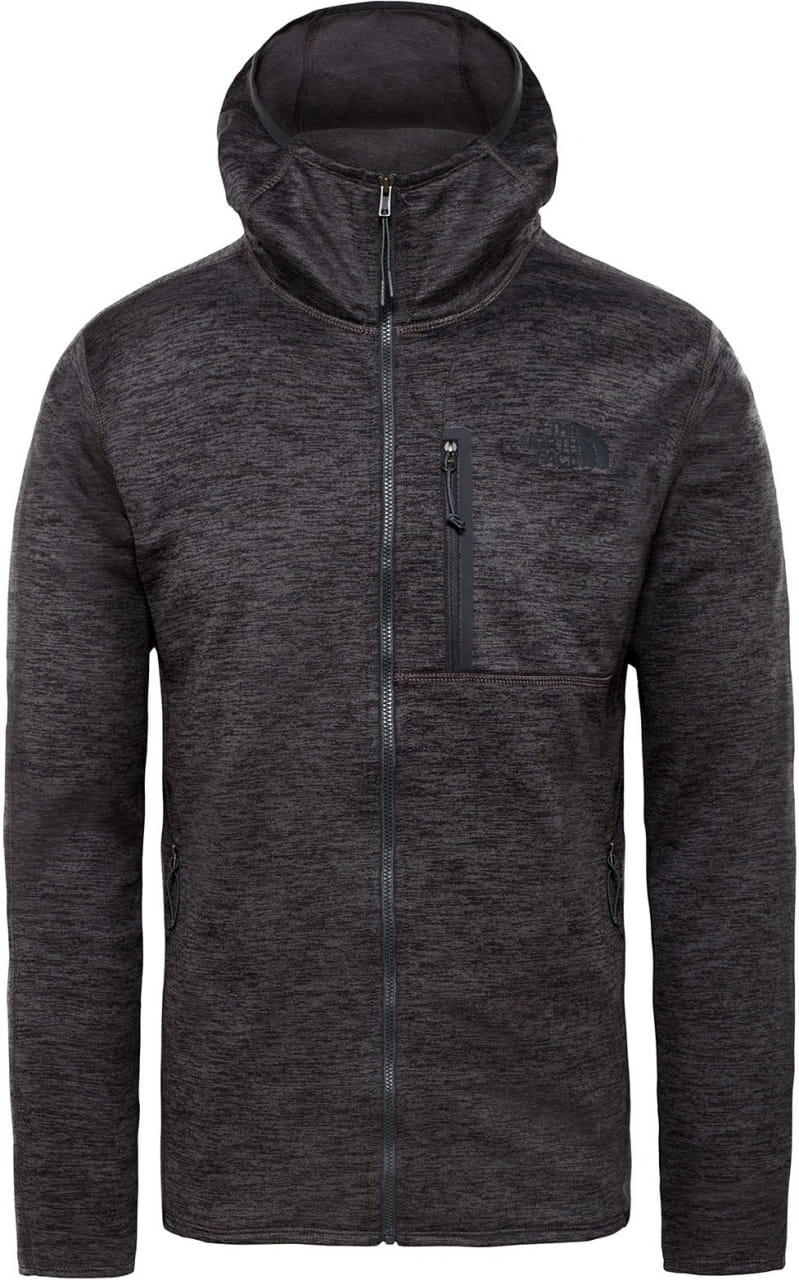 Pánská flísová bunda The North Face Men's Canyonlands Hooded Fleece Jacket