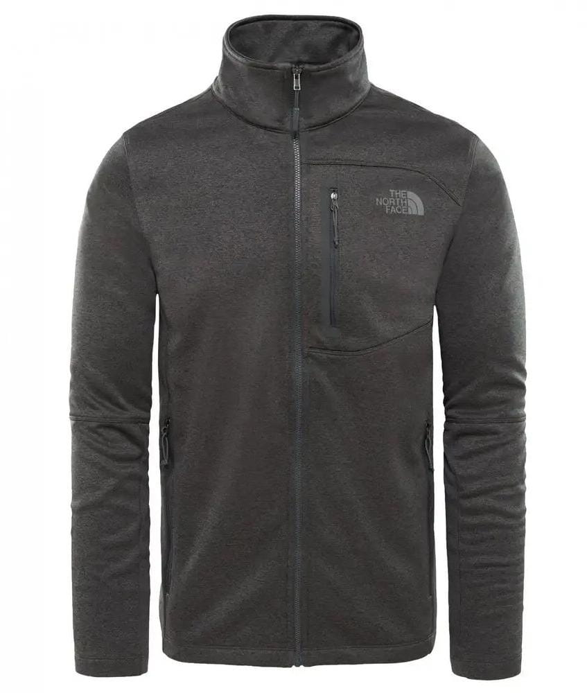 Pánská flísová bunda The North Face Men's Canyonlands Fleece Jacket