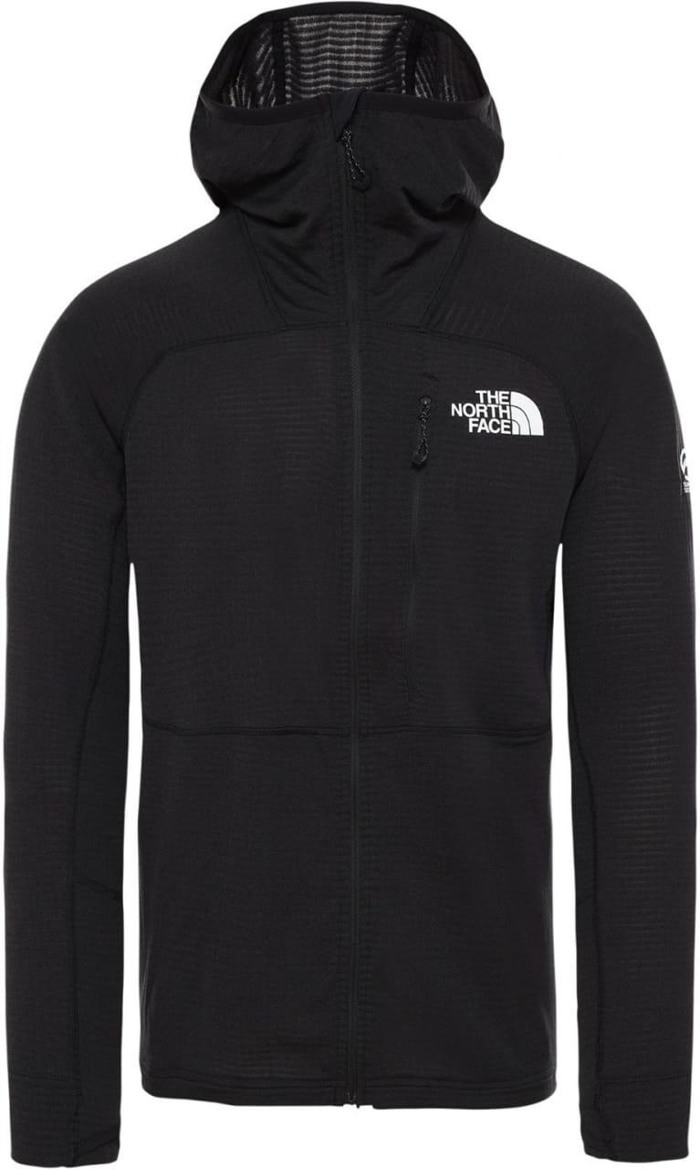 Sweatshirts The North Face Men's Summit Series L2 Power Grid Hooded Fleece