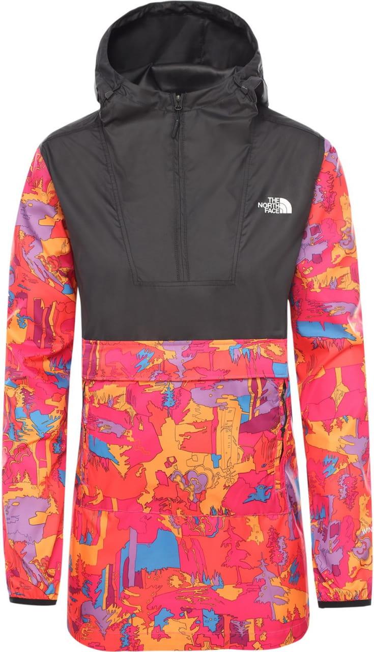 Dámská bunda The North Face Women's Printed Fanorak Jacket