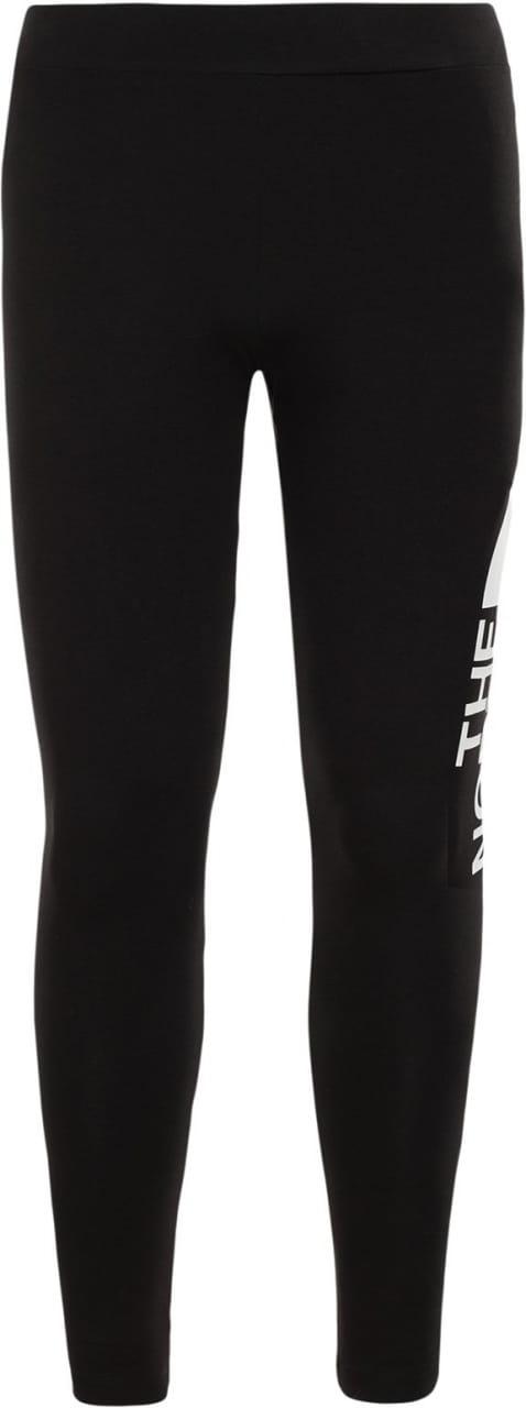 Dětské kalhoty The North Face Girl's Big Logo Leggings