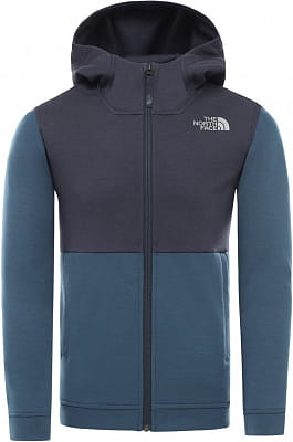 Dětská mikina The North Face Boys' Slacker Full-Zip Hoodie