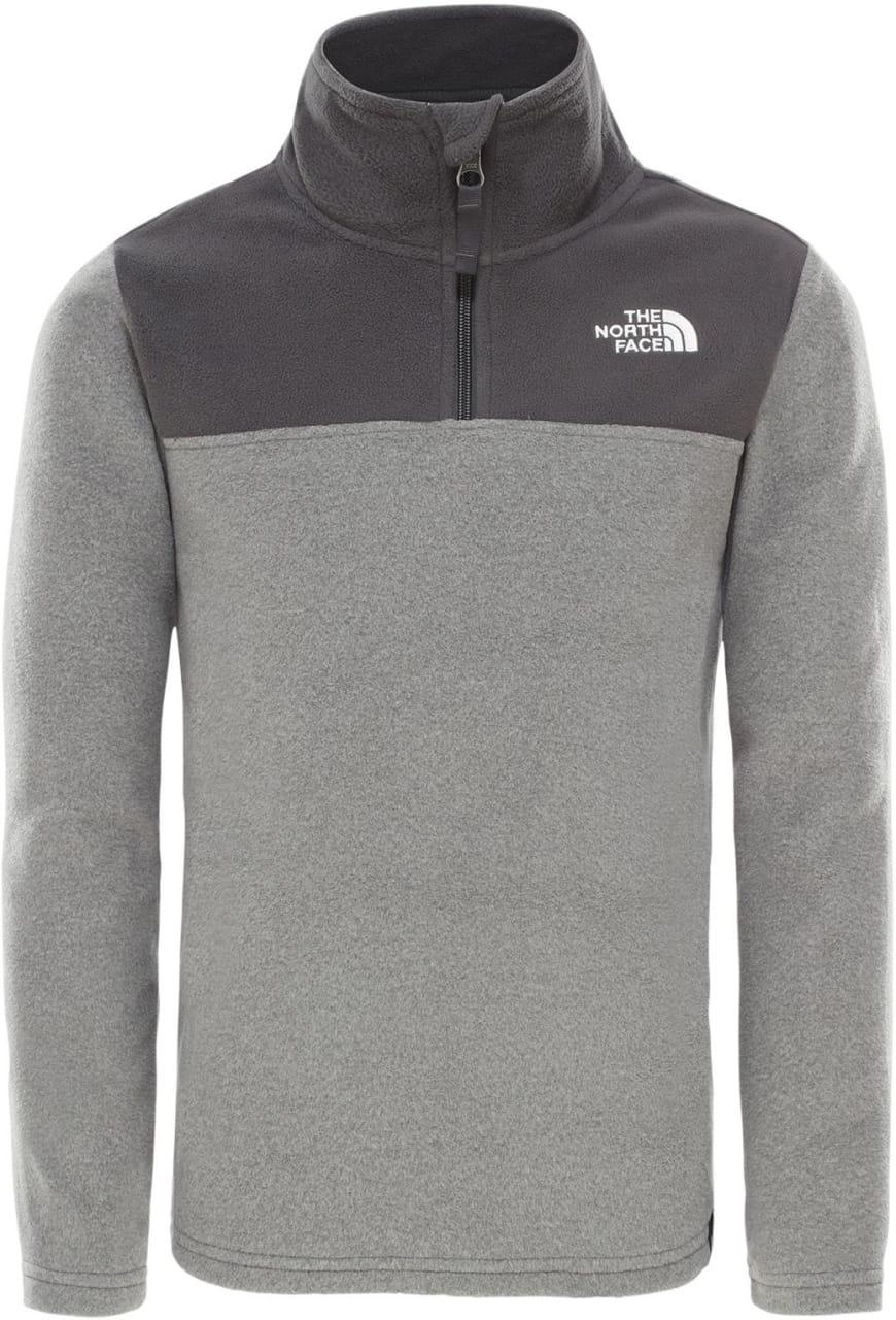 Sweatshirts The North Face Youth Glacier Quarter Zip Colour Blocked Fleece