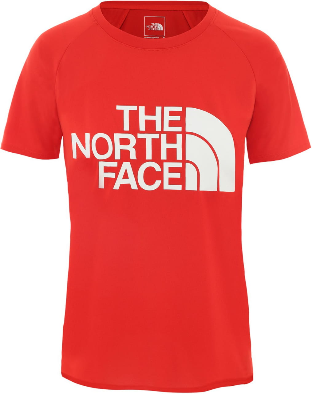 T-Shirts The North Face Women's Graphic Play Hard T-Shirt