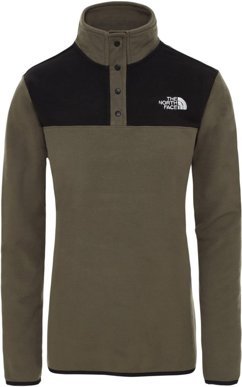 Sweatshirts The North Face Women's Tka Glacier Snap-Neck Fleece Pullover