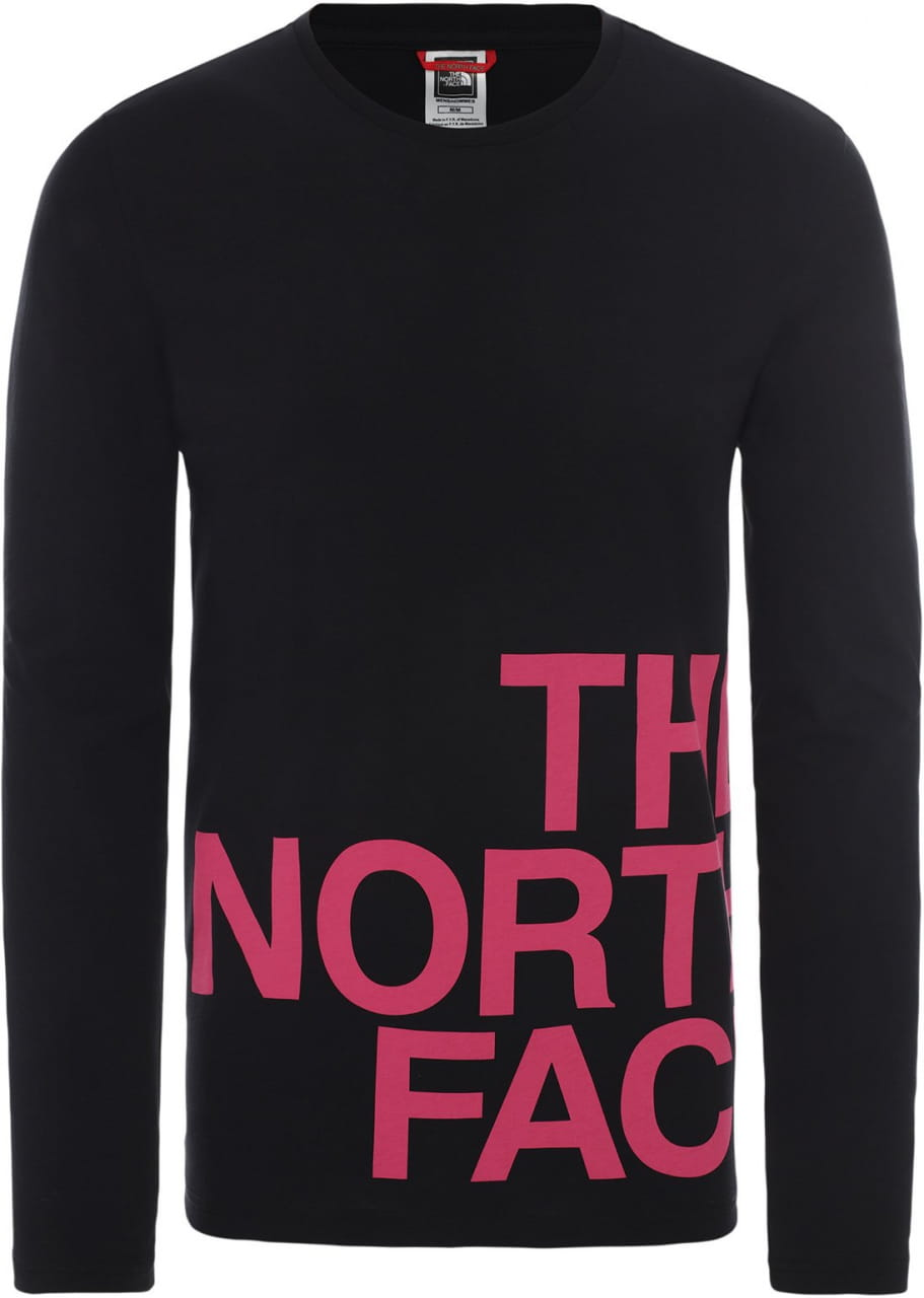 T-Shirts The North Face Men's Graphic Flow Long-Sleeve T-Shirt