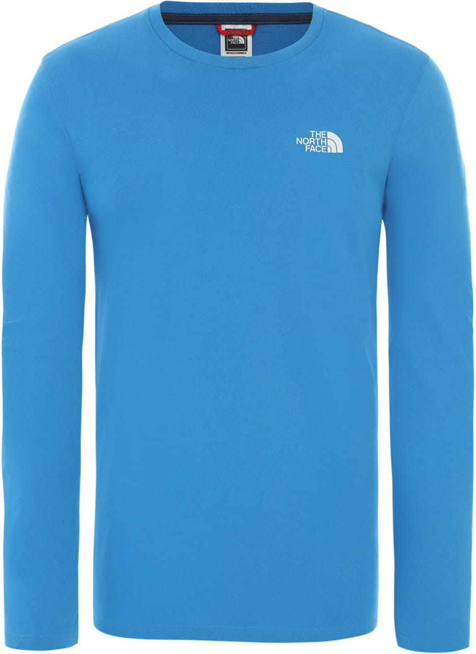 Pánské tričko The North Face Men's Graphic Flow Long-Sleeve T-Shirt