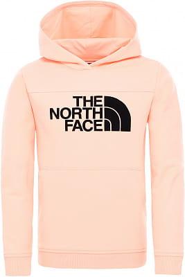 Dětská mikina The North Face Girls' Drew Peak Hoodie