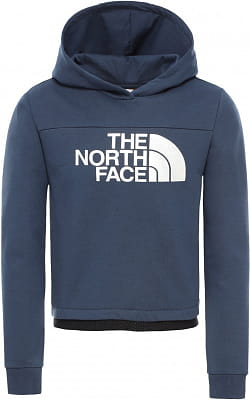 Dětská mikina The North Face Girls' Cropped Hoodie