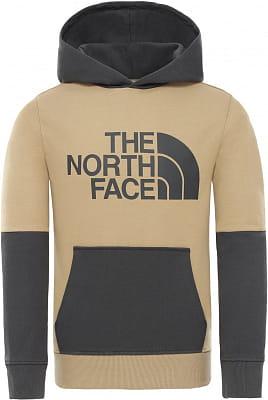 Dětská mikina The North Face Youth Drew Peak Light Block Hoodie