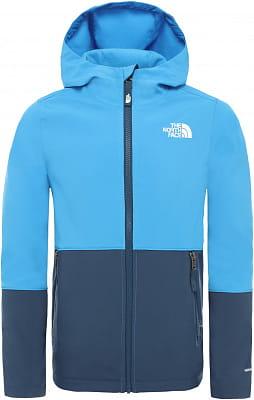 Dětská softshelová bunda The North Face Boy's Softshell Jacket