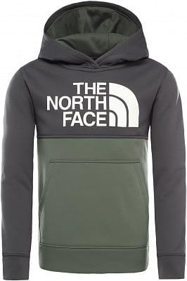 Dětská mikina The North Face Boy's Surgent Pullover Block Hoodie