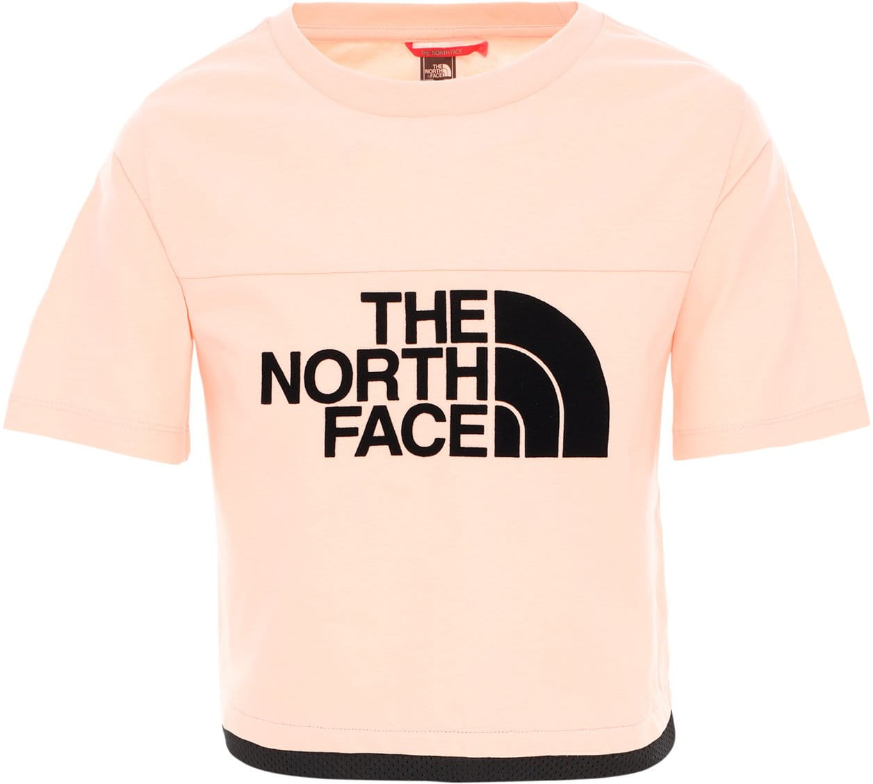 T-Shirts The North Face Girls' Cropped T-Shirt