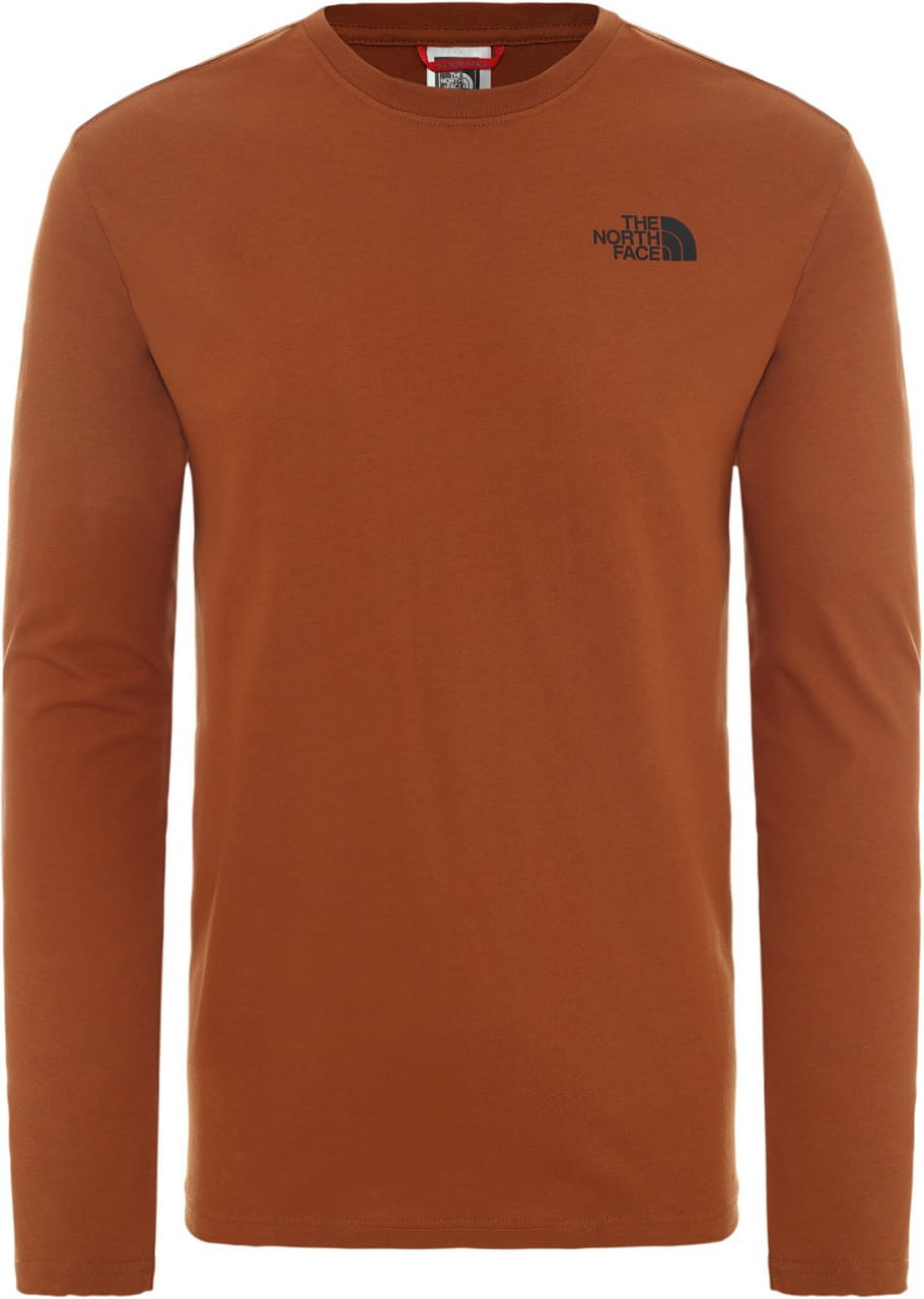 T-Shirts The North Face Men's Red Box Long-Sleeve T-Shirt