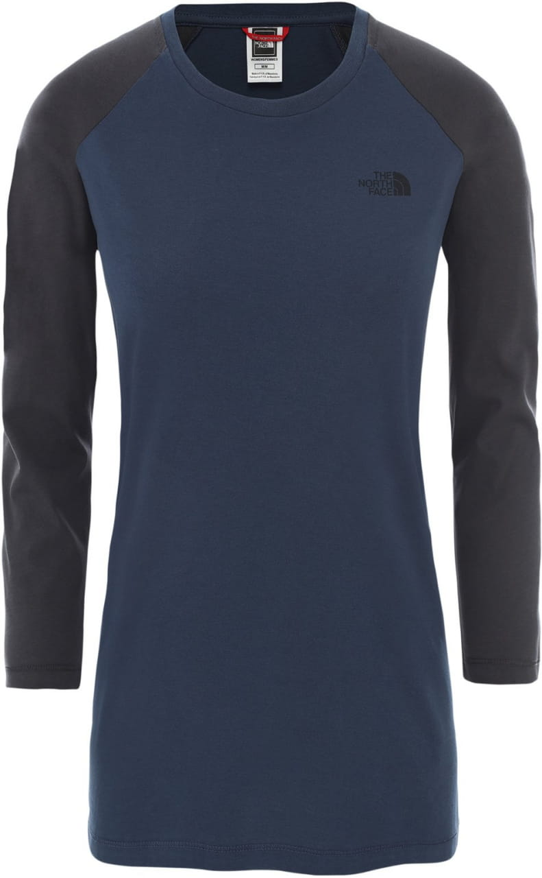 T-Shirts The North Face Women's Correia Long-Sleeve T-Shirt