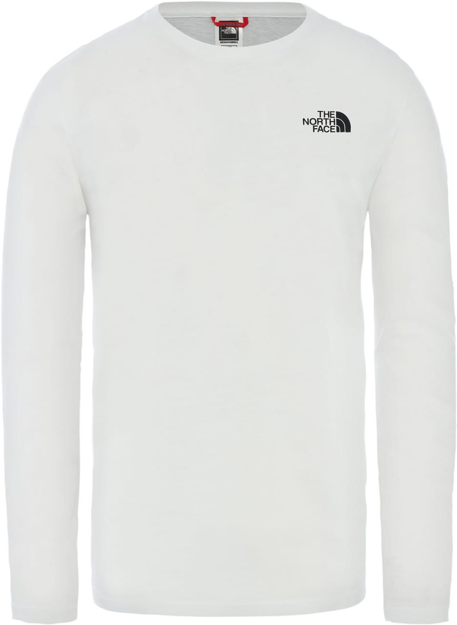 Pánské tričko The North Face Men's North Faces Long-Sleeve T-Shirt