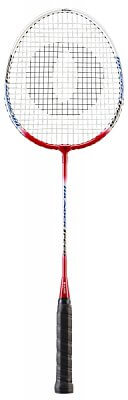 Badmintonová raketa Oliver THUNDERSPEED červená