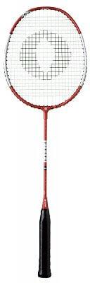 Badmintonová raketa Oliver STRONG 6 červená