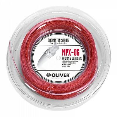 Badmintonový výplet - role 200 metrů Oliver STRING MPX 06