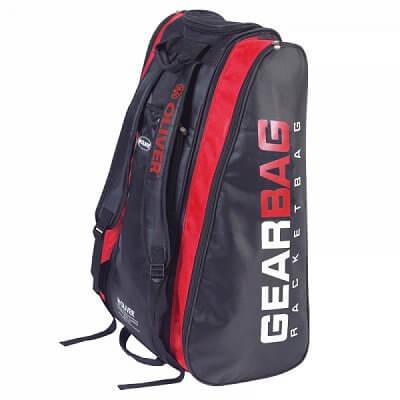 Sportovní taška Oliver GEARBAG černo-červená