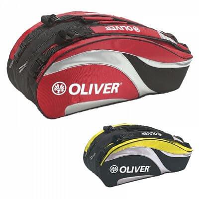 Sportovní taška Oliver TRIPLEBAG červená