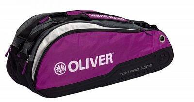 Sportovní taška Oliver TOP-PRO THERMOBAG fialová