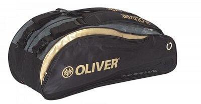 Sportovní taška Oliver TOP-PRO THERMOBAG černo-zlatá