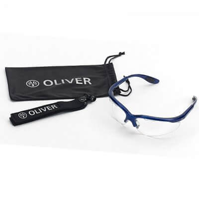 Squashové brýle Oliver SPORT GOGGLES bílá